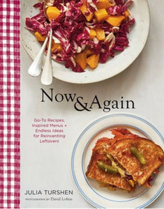 Now & Again Cookbook
