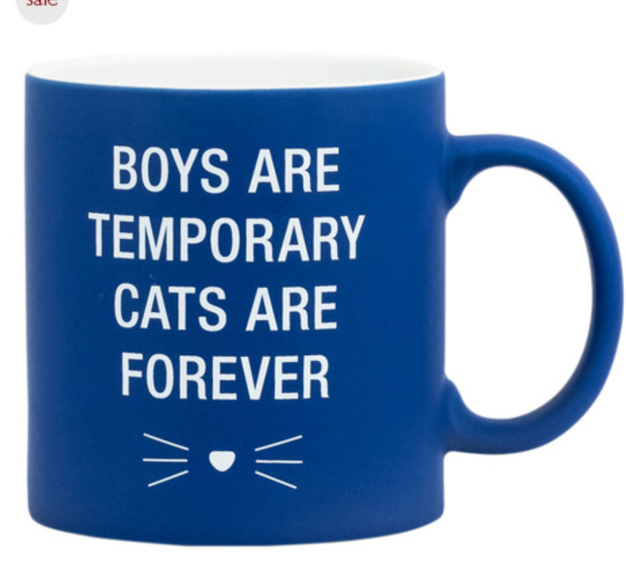 Cats Are Forever Mug