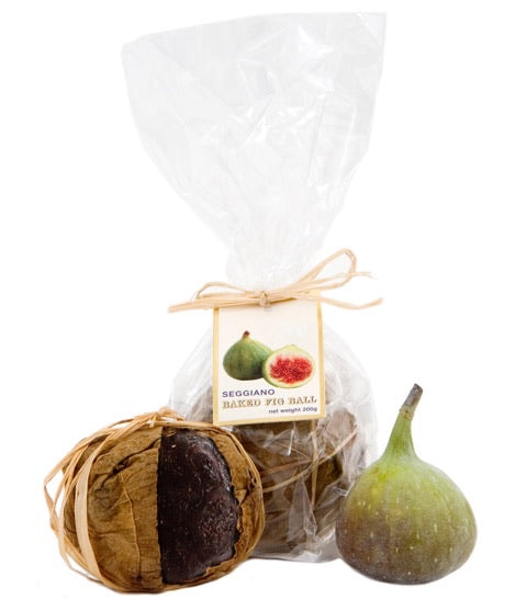 Baked Fig Ball, Seggiano 200g