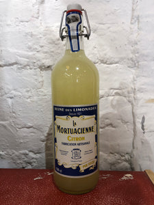 Citron Lemonade, La Mortuacienne 1L