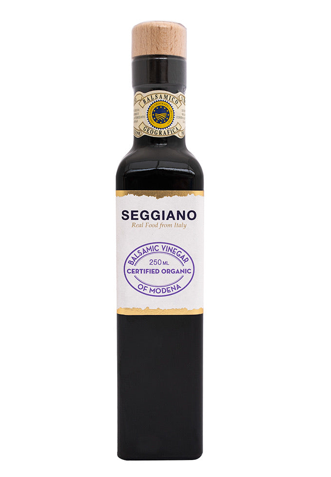 Balsamic Vinegar of Modena, Seggiano 250ml