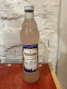 Pink lemonade, 330ml. La Mortuacienne