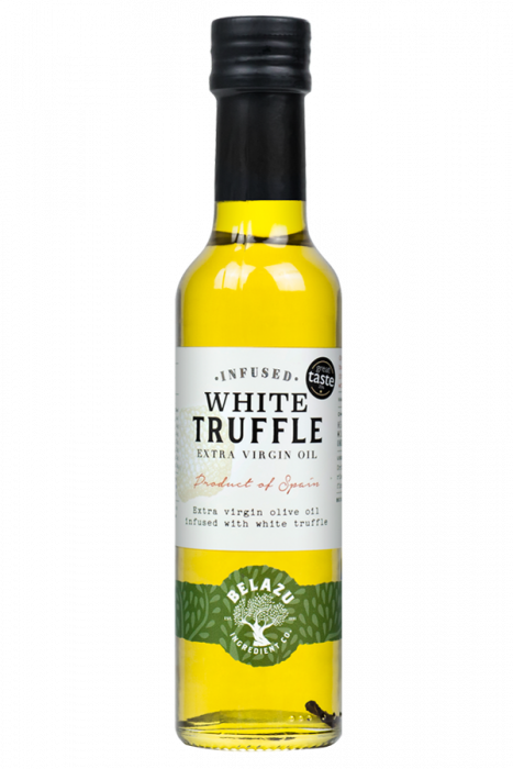 White Truffle Infused Extra Virgin Olive Oil 250ml, Belazu