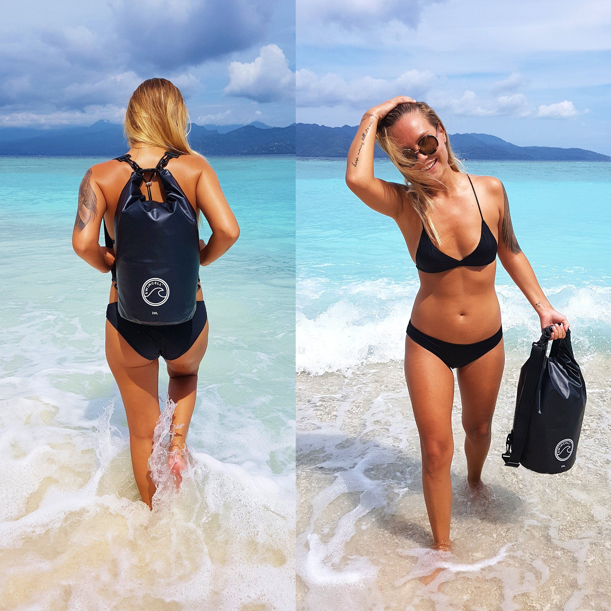 20L Waterproof Dry Bag Backpack