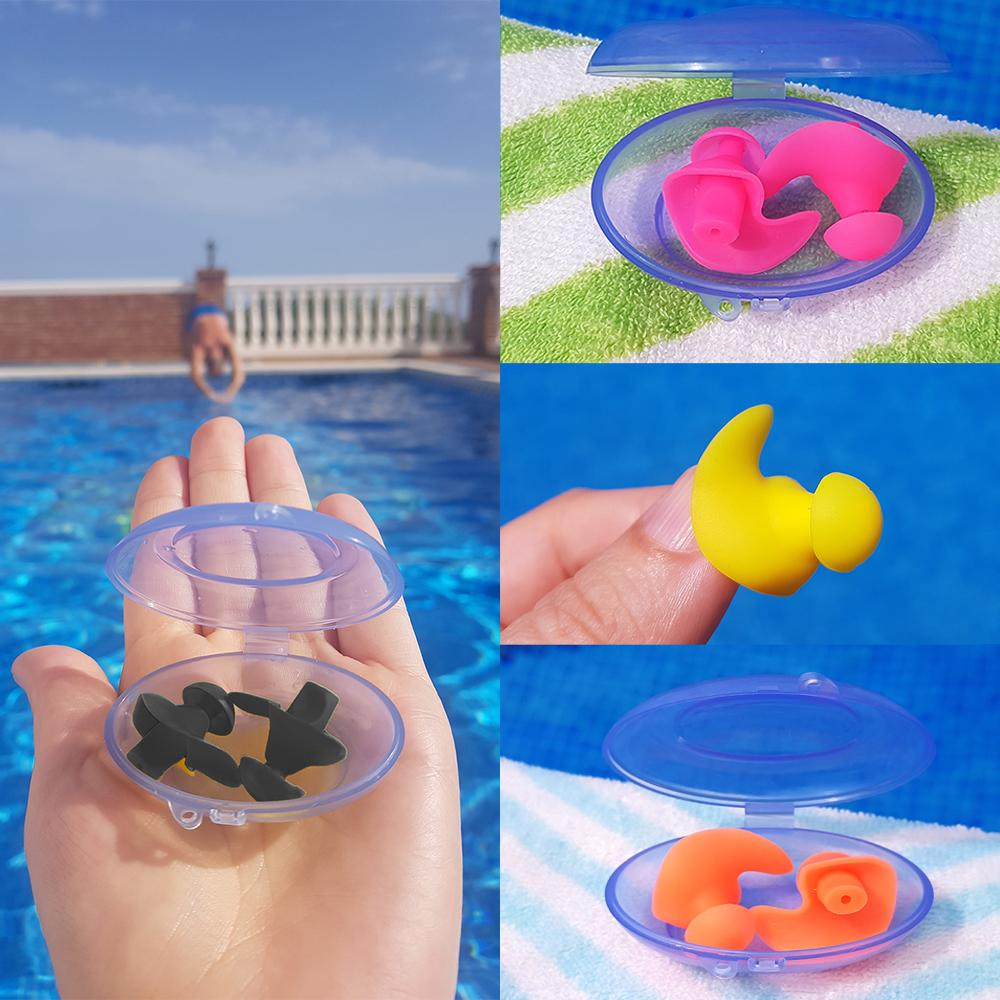 Waterproof Ear Plugs For Swimming