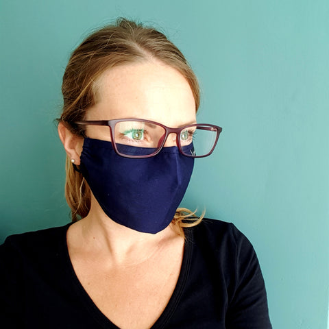 SwimCell Face Mask To Stop Glasses Fogging