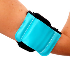 SwimCell armband key case inside out