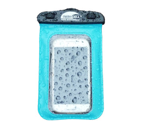 SwimCell Waterproof Case with water