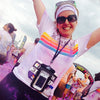 Colour Run waterproof phone case