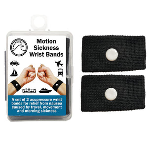 swimcell motion sickness wristbands for adults and kids