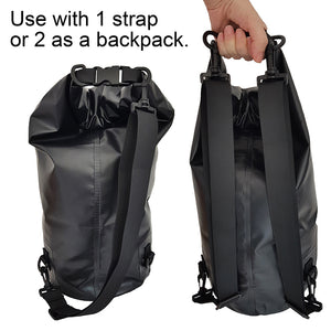 SwimCell backpack dry bag