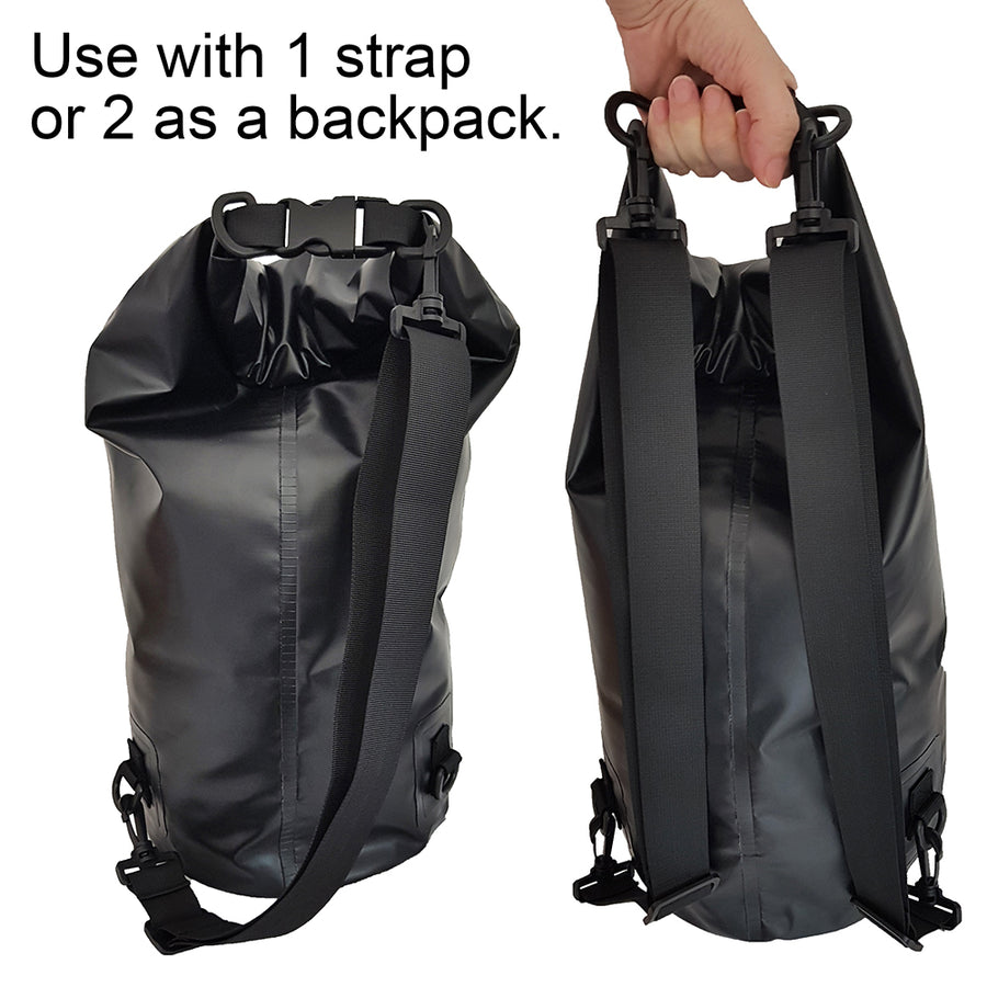 SwimCell 20l dry bag backpack