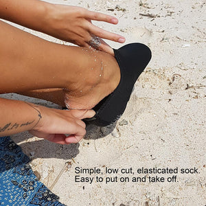 SwimCell Beach Socks for swimming Easy to Get on and off