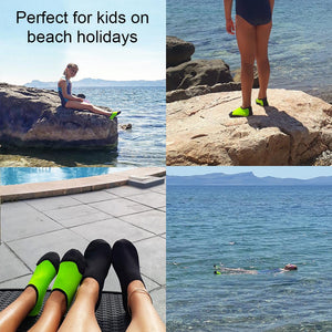 SwimCell Swimming Socks With Toe Protection Kids and Adults