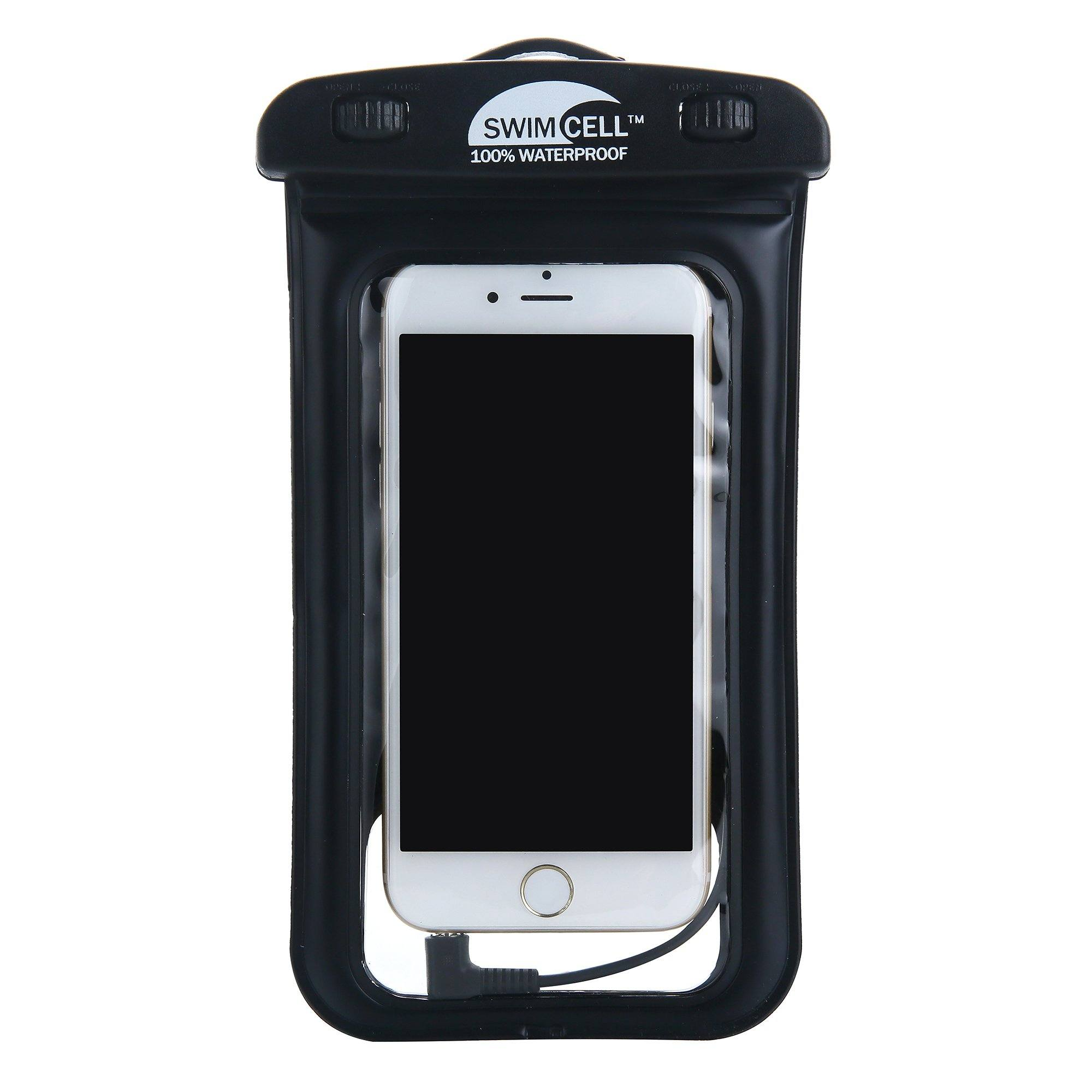 on sale cfac9 e9baa SwimCell 100% Waterproof Phone Case With Armband - SwimCell ...