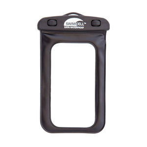 SwimCell waterproof case for phone windows