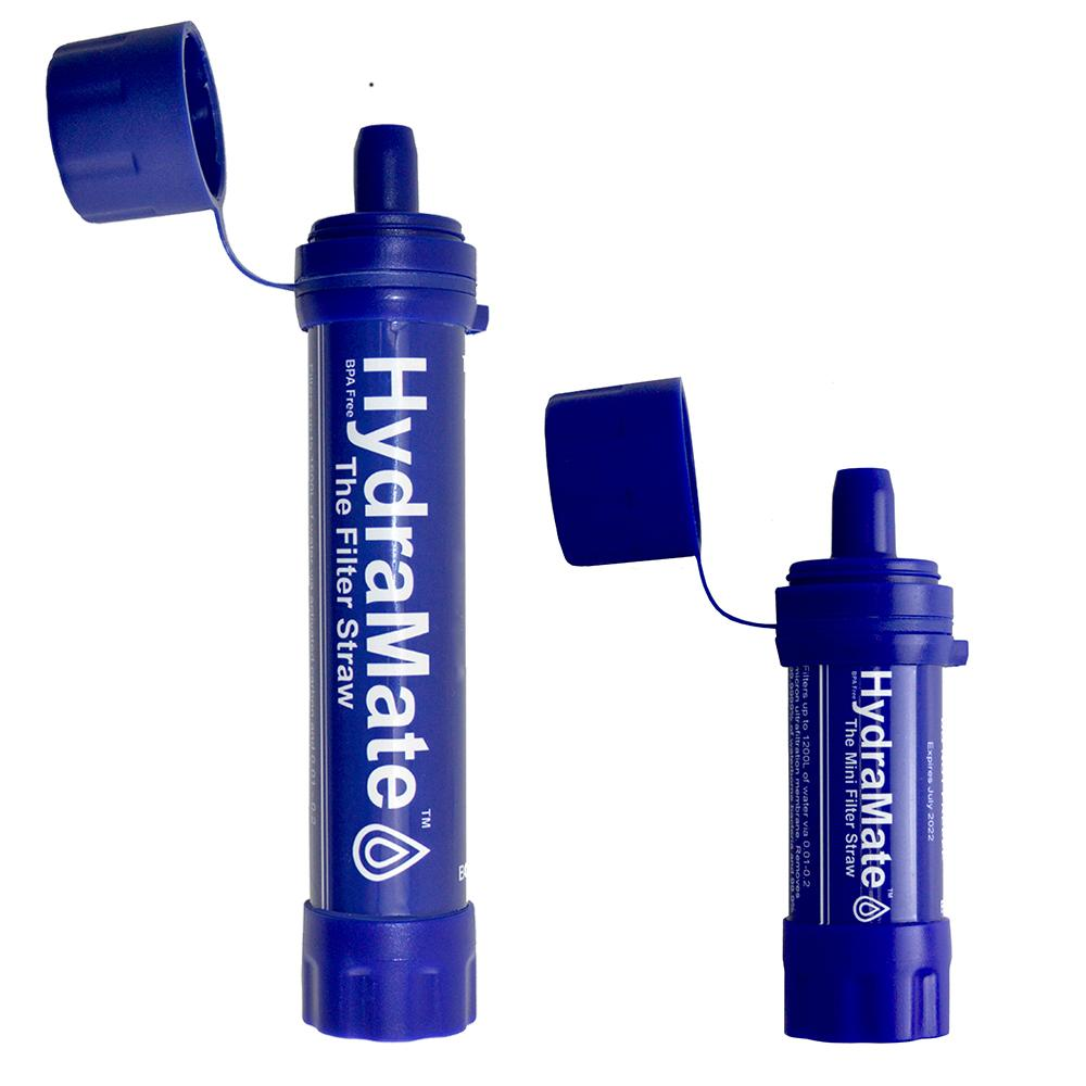 HydraMate Water Filter Straw