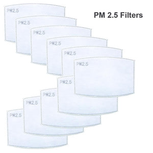 buy pm 2.5 filters for face mask