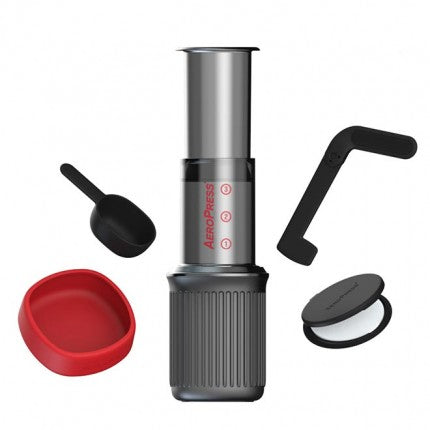 AEROPRESS GO Aerobie inkl. 350 Filter Coffee Maker