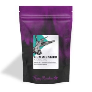 HUMMINGBIRD washed Peru | ESPRESSO