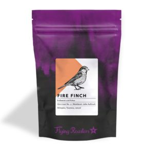 FIRE FINCH natural Ethiopia | OMNIROAST