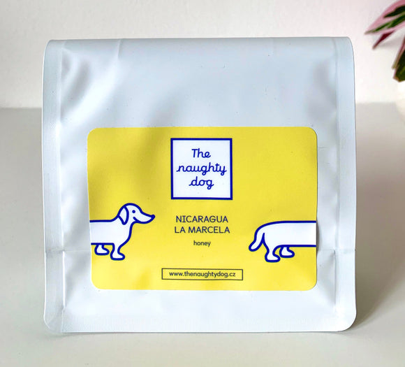 THE NAUGHTY DOG | Nicaragua La Marcela honey 200g | Filter