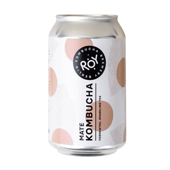 ROY Mate Kombucha 330ml | ROY KOMBUCHA
