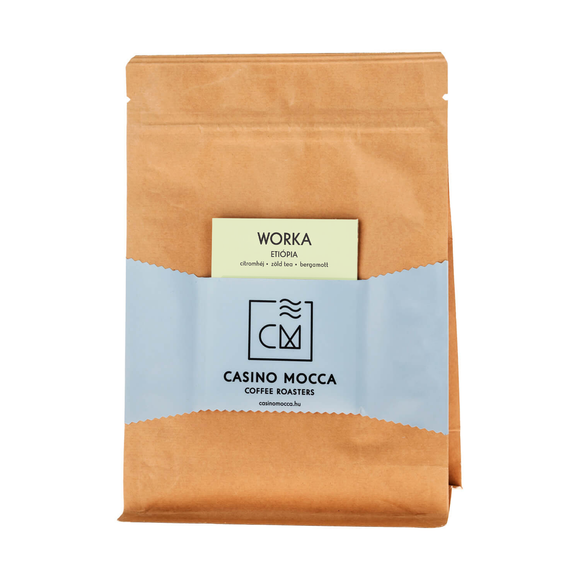 WORKA | Ethiopia washed 200g | FILTER