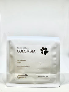 THE NAUGHTY DOG | Colombia Luis Jose Valdes natural 200g | Filter