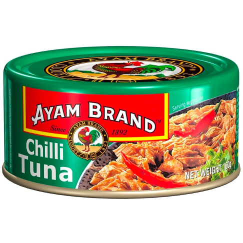 Ayam Chilli Tuna (160g)