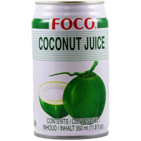 Coconut Juice - Foco (350ml Can)