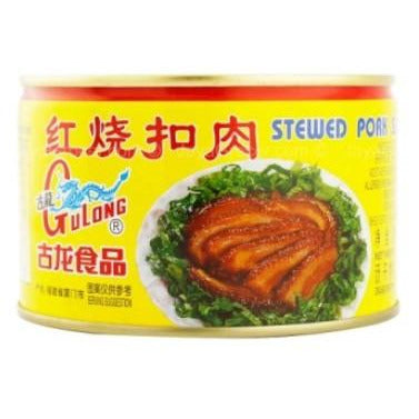 Gulong Stewed Pork Slices (383g)