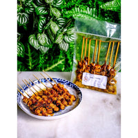 Ho Jiak Satay Chicken Skewers