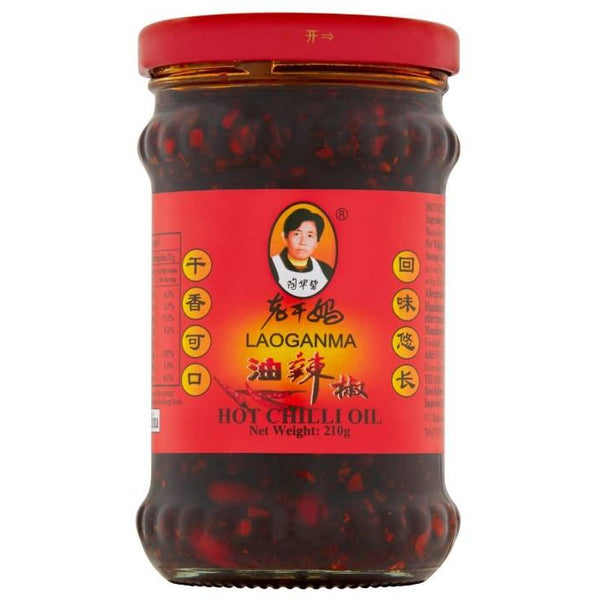 Laoganma Chilli Oil - 280g