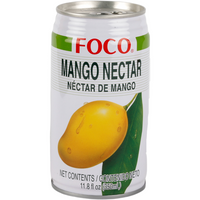 Mango Nectar Drink - Foco (350ml Can)