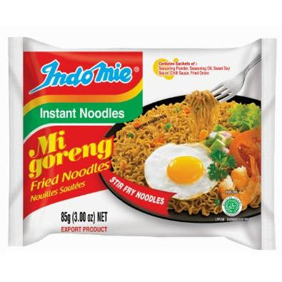 Mi Goreng Instant Noodles (single pack)