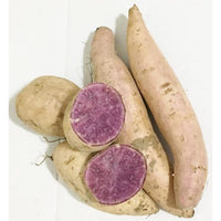 Sweet Potatoes Okinawa - Purple (each)