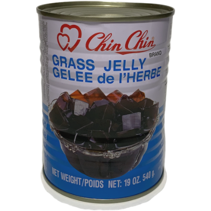 Grass Jelly - Chin Chin Brand (540g)