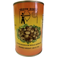 Canned Straw Mushrooms - 200g