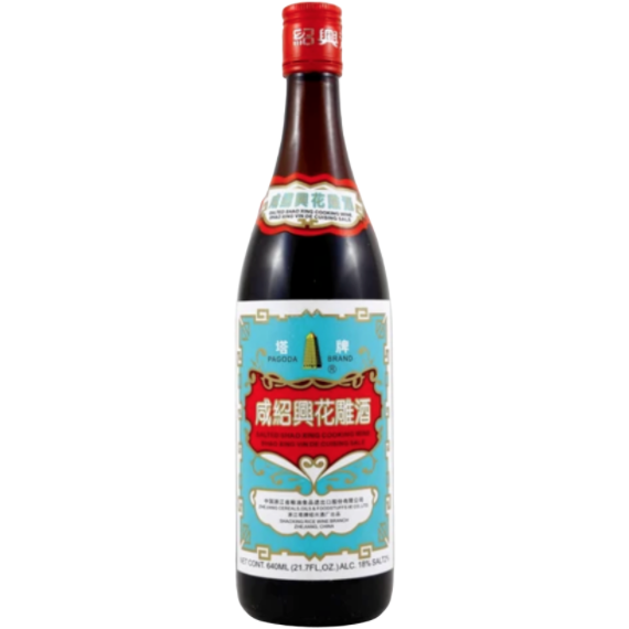 Chinese Cooking Wine - 和紹興花雕酒 (640ml)