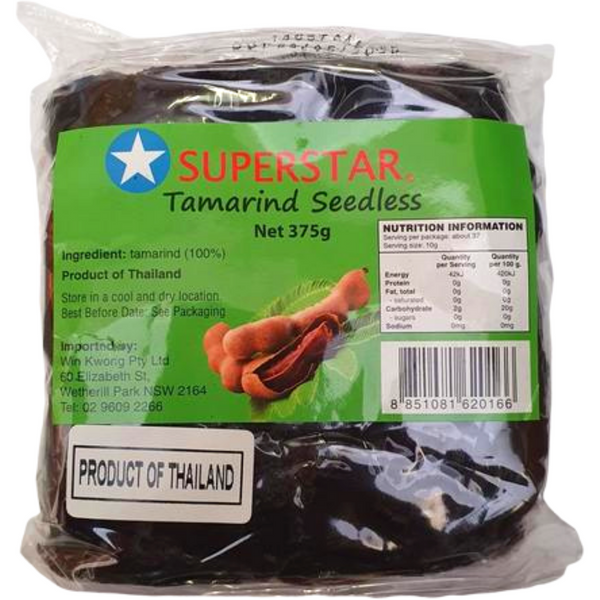 Tamarind Seedless (375g)