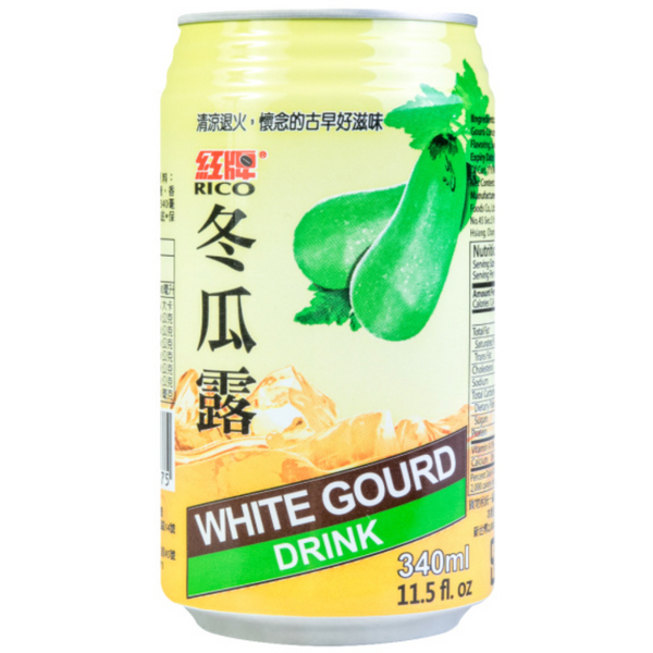 White Gourd Drink - Rico (340ml Can)