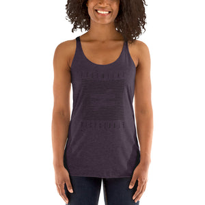 Essential Not Disposable - Racerback Tank