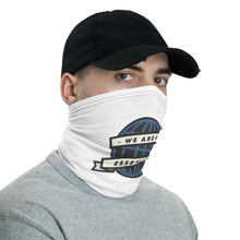 Load image into Gallery viewer, We Are All Essential Globe - Neck Gaiter