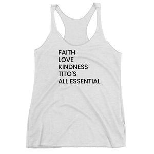 Essential Lifestyle - Racerback Tank Top
