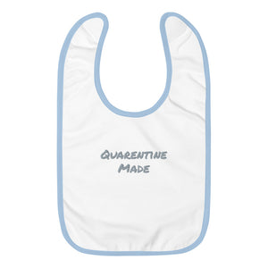 Quarantine Made - Baby Bib