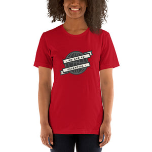 We Are All Essential Globe T-Shirt