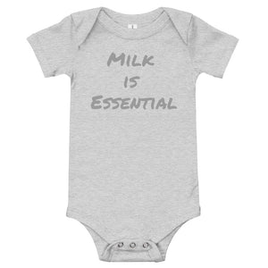Milk is Essential - Onesie