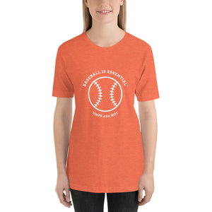 Essential Baseball - T Shirt