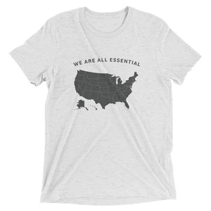 USA We Are All Essential - T Shirt